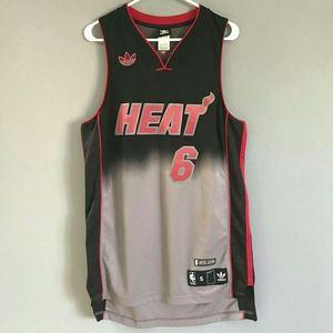 Miami Heat LeBron James jersey🔥